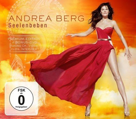Audio CD »Andrea Berg: Seelenbeben (Premium Edition...«
