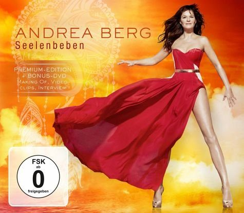 Audio CD »Andrea Berg: Seelenbeben (Premium Edition...«
