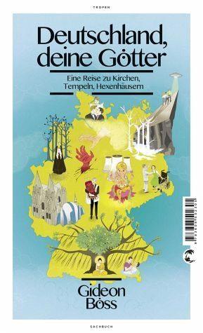 Gebundenes Buch »Deutschland, deine Götter«