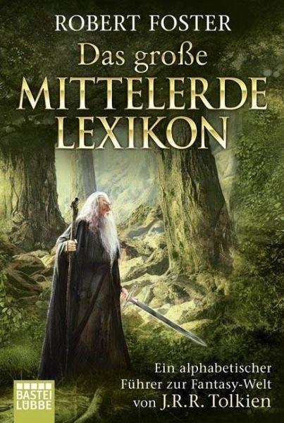 Broschiertes Buch »Das große Mittelerde Lexikon«