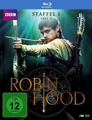 Blu-ray »Robin Hood - Staffel 1, Teil 2 (2 Discs)«