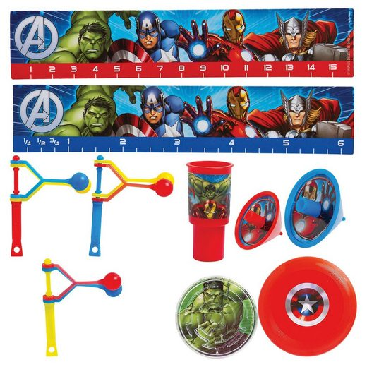 Amscan Mitgebselset Avengers, 48-tlg.
