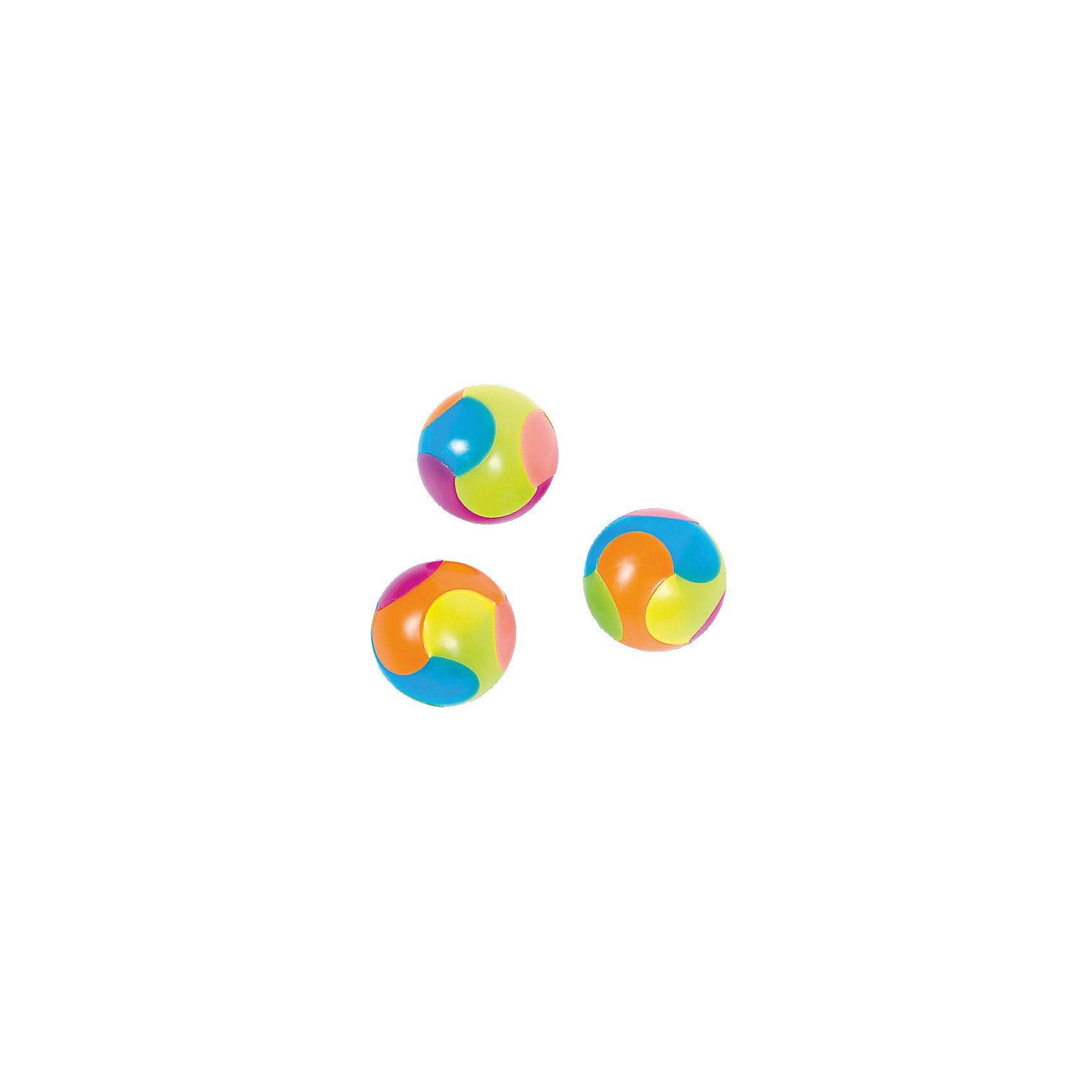 Amscan Mitgebsel Puzzle Ball, 6 Stück