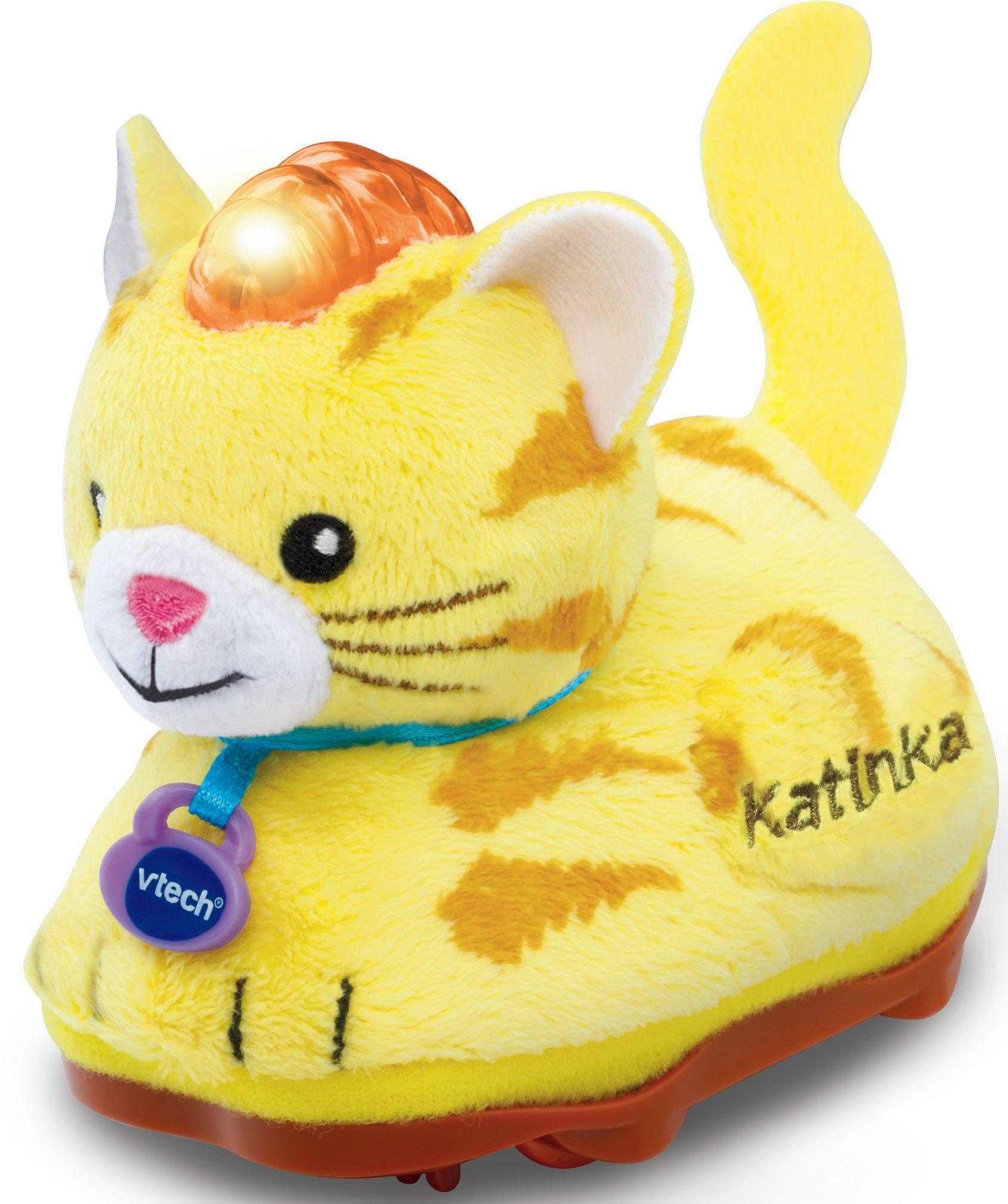 VTech Baby Plüschtier, »Tip Tap Baby Tiere Plüsch Katze«