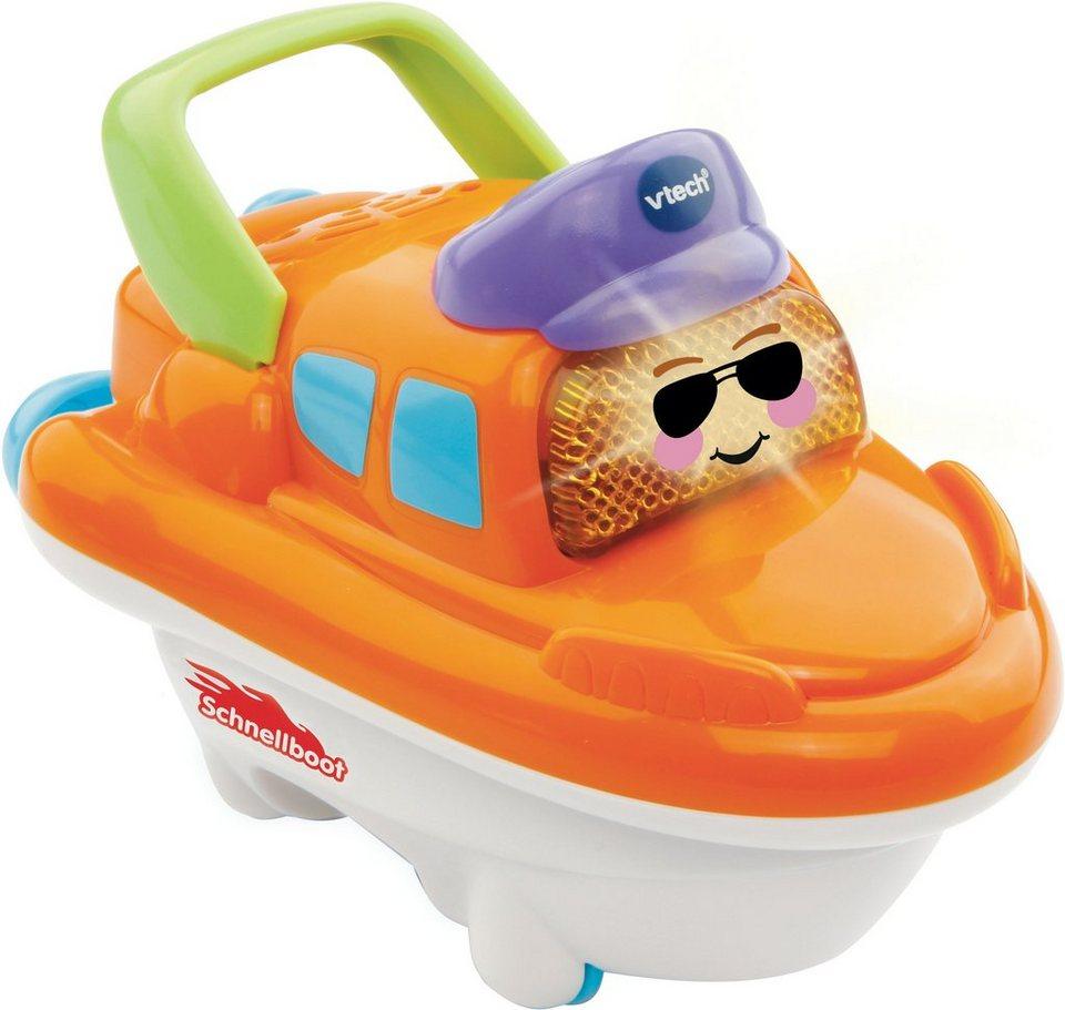 VTech Badespielzeug, »Tut Tut Baby Badewelt Schnellboot«