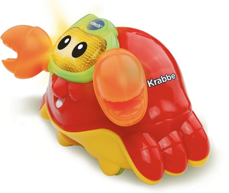 VTech Badespielzeug, »Tut Tut Baby Badewelt Krabbe«