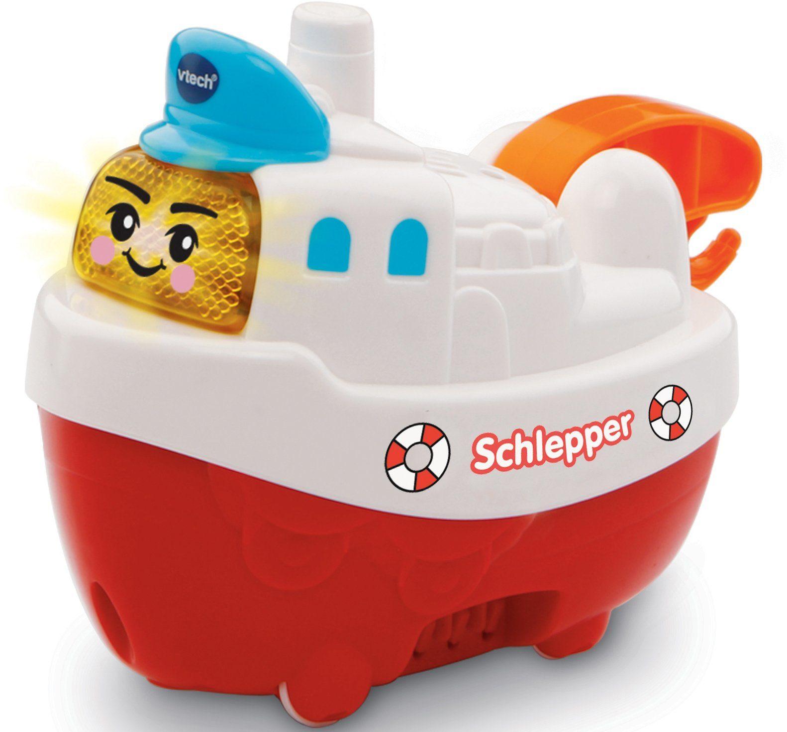VTech Badespielzeug, »Tut Tut Baby Badewelt Schlepper«