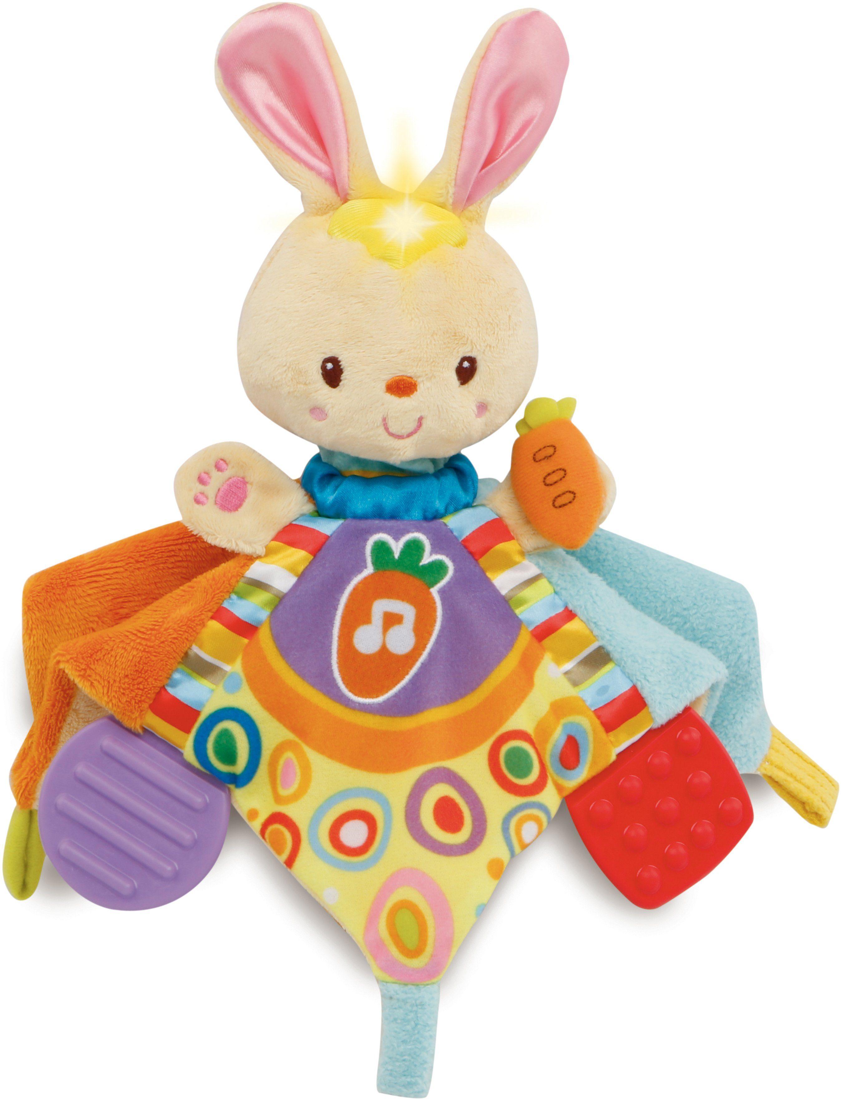 VTech Babyspielzeug, »2-in-1 Kuscheltuch«