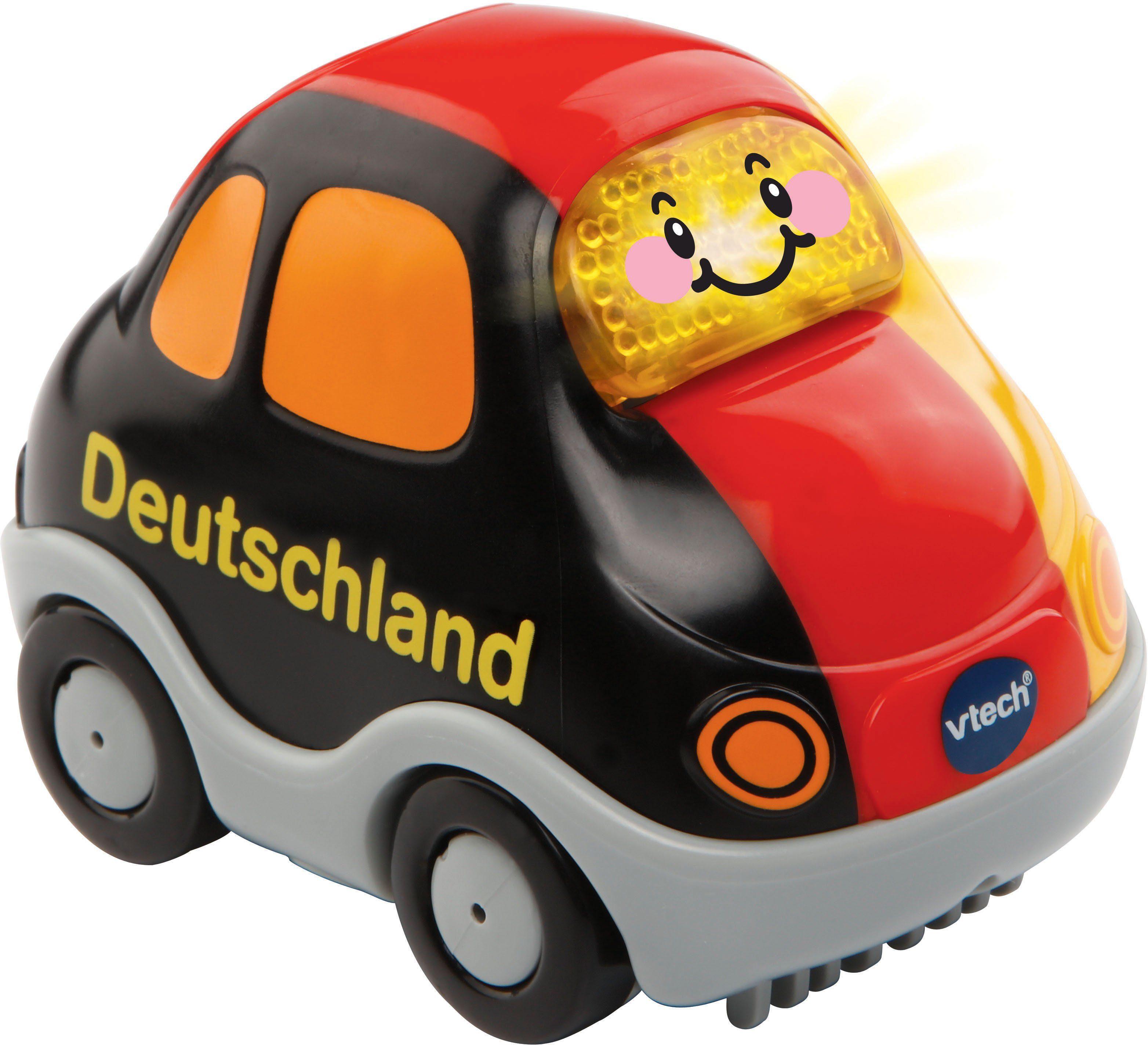 VTech Fahrzeug, »Tut Tut Baby Flitzer Special Edition Fan Auto«