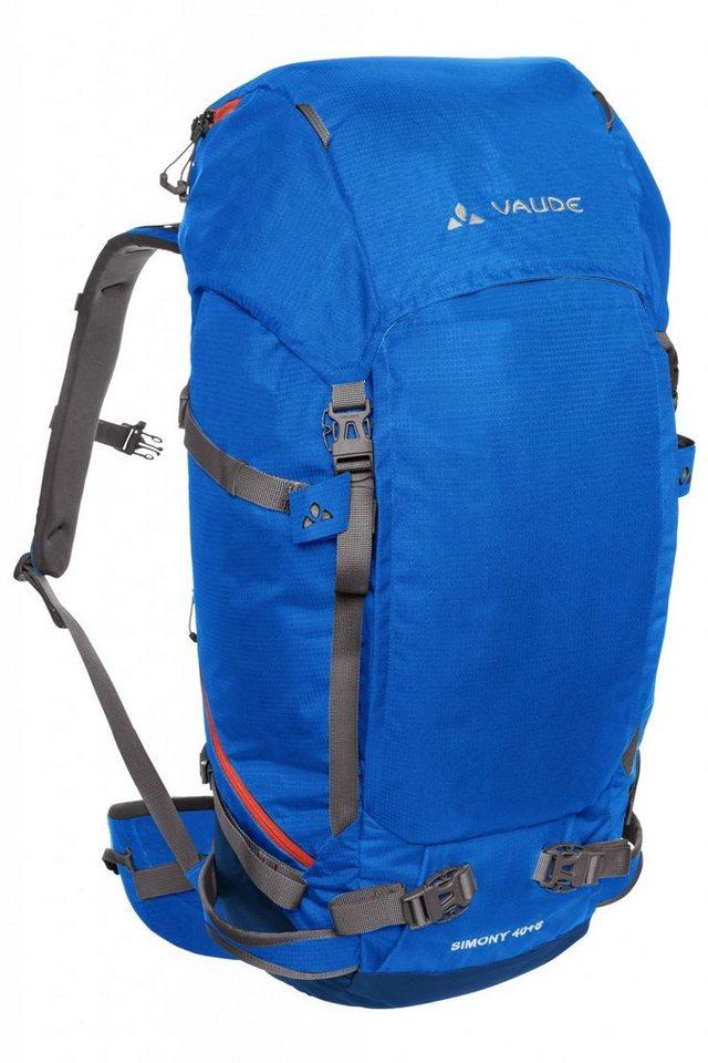VAUDE Sport- und Freizeittasche »Simony 30+8 Backpack« in blau