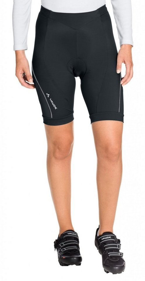 VAUDE Radhose »Advanced II Pants Women« in schwarz