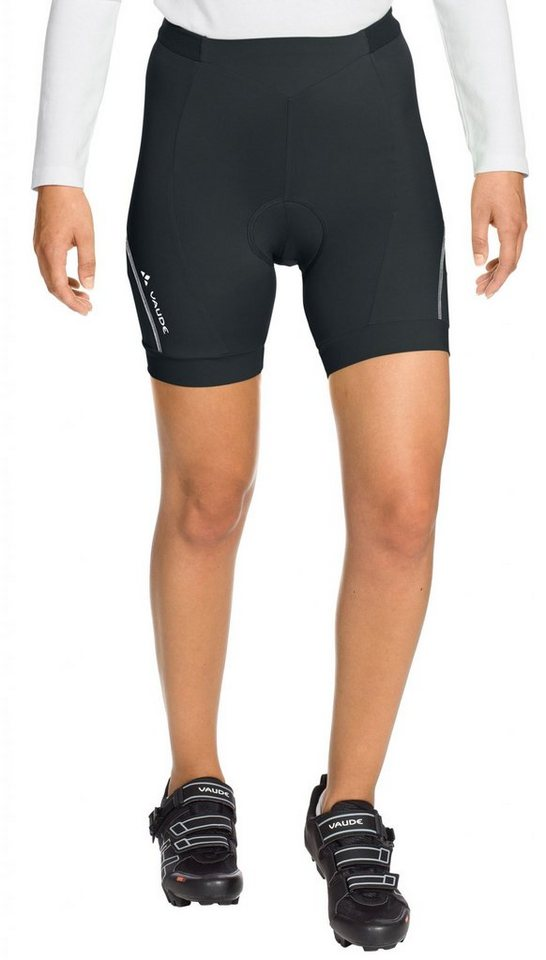 VAUDE Radhose »Advanced II Shorts Women« in schwarz