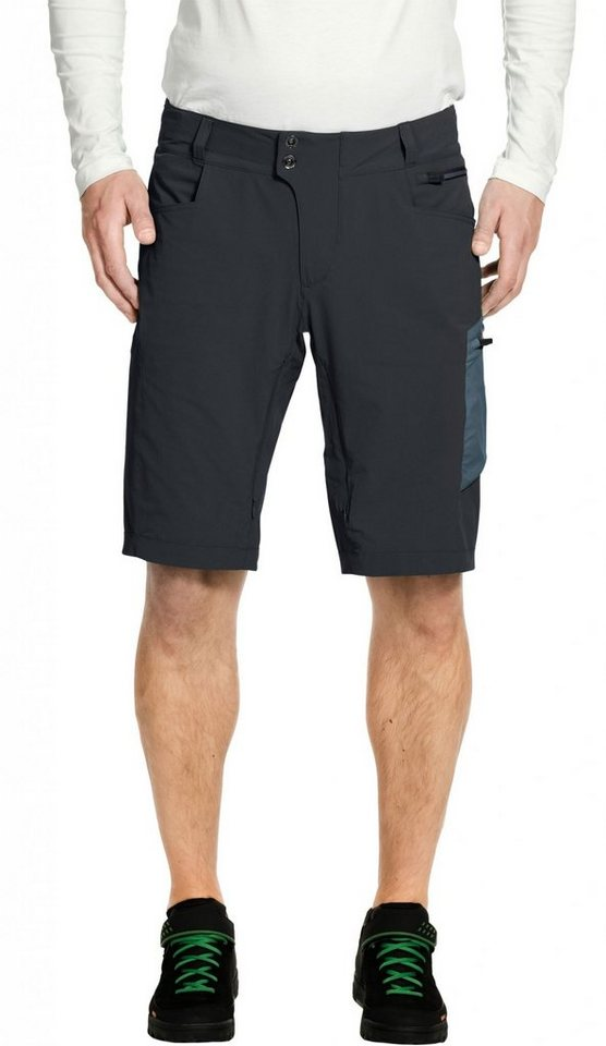 VAUDE Radhose »Altissimo Shorts Men« in schwarz