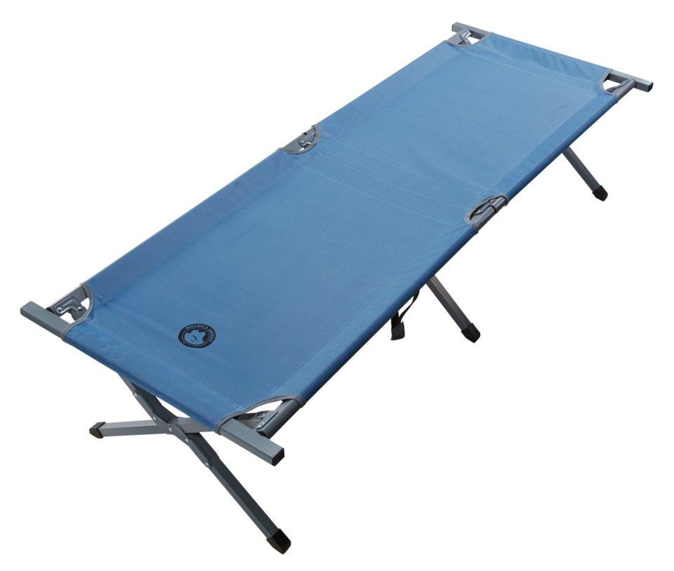 Grand Canyon Bett & Liegen »Alu Camping Bed Extra Strong M« in blau