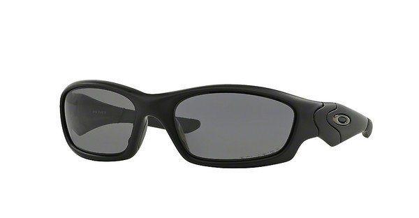 Oakley Herren Sonnenbrille »STRAIGHT JACKET OO9039« in 24-124 - schwarz/grau