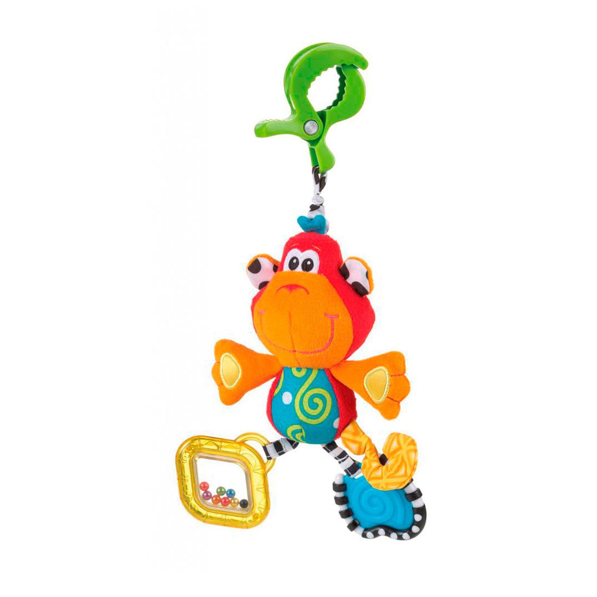 BABY-WALZ Kinderwagenanhänger Affe