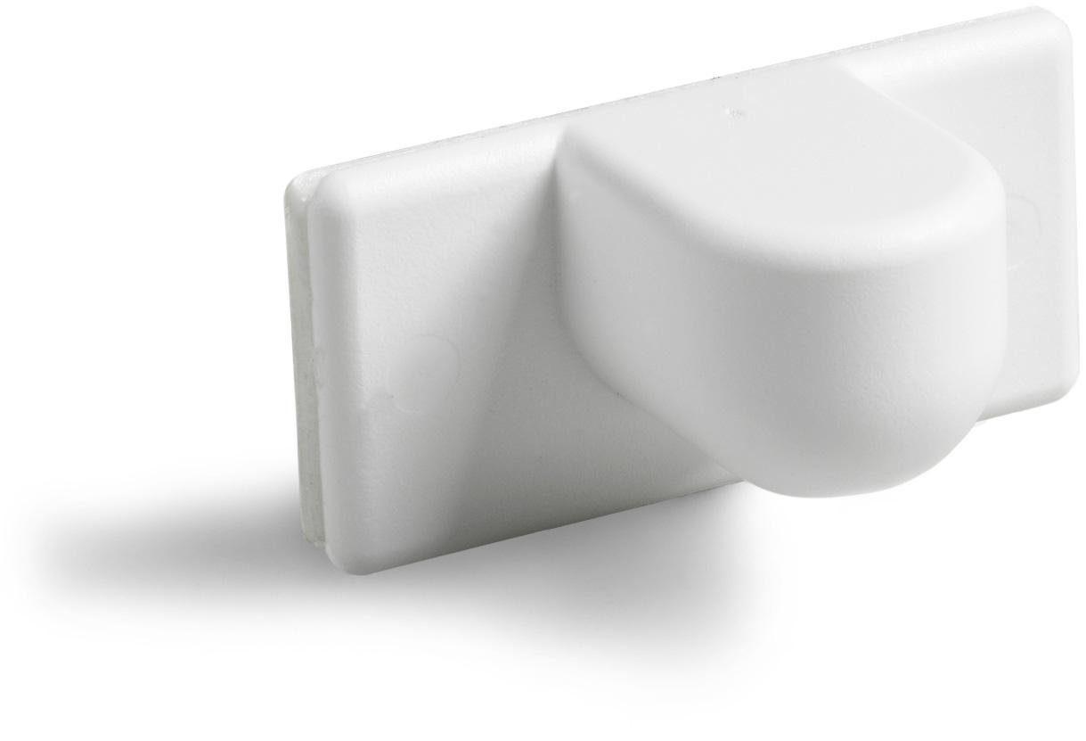 Magnethalter für Rollo, Lichtblick, Plissee und Jalousie (2 Stück)