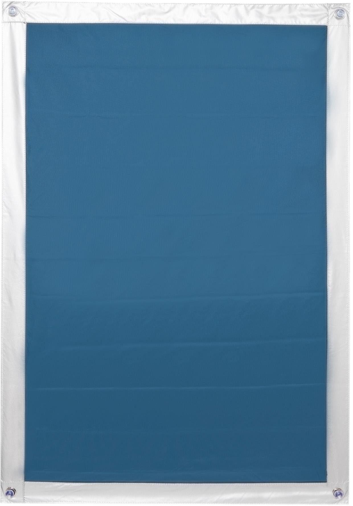 Relativ Sonnenschutz für Dachfenster, Lichtblick, »Thermofix«, Perlreflex  JK31