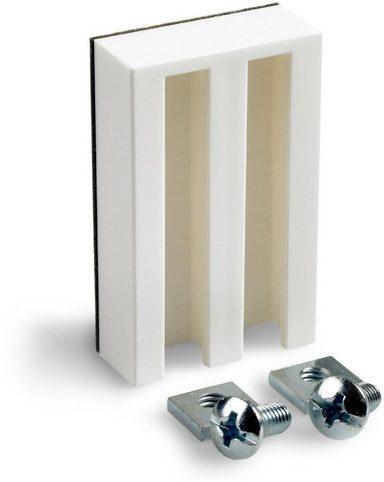 universal f r rollo lichtblick hafttr ger plissee und. Black Bedroom Furniture Sets. Home Design Ideas