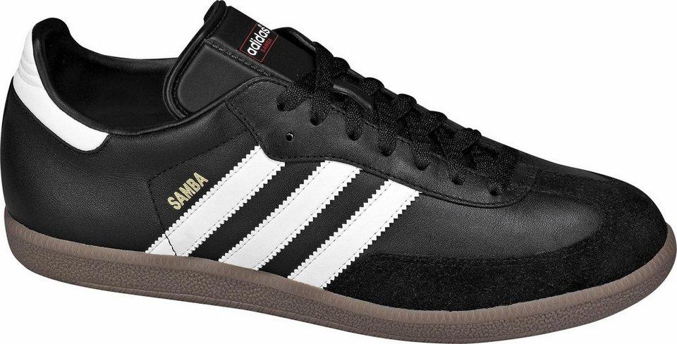 adidas Originals »Samba« Sneaker in schwarz-weiß