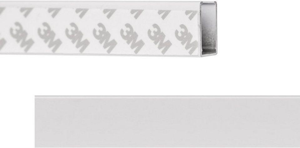 seitenf hrungsschienen lichtblick seitenprofil klebfix. Black Bedroom Furniture Sets. Home Design Ideas