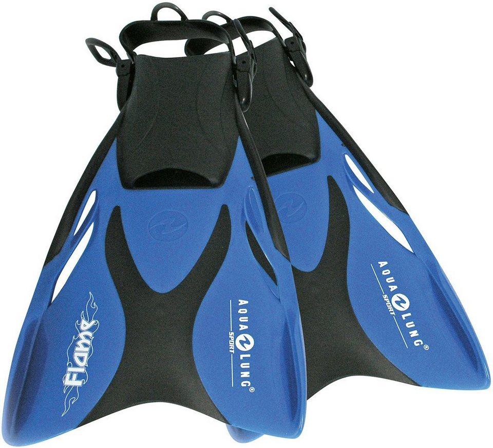 1dfa1845bfc62 Aqua Lung Sport Flosse »FLAME Junior« kaufen   OTTO
