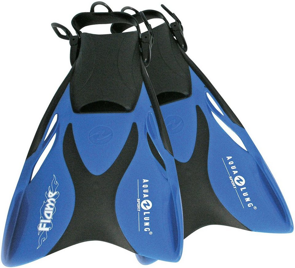 FLOSSEN, Aqua Lung Sport, »FLAME Junior« in blau metallic