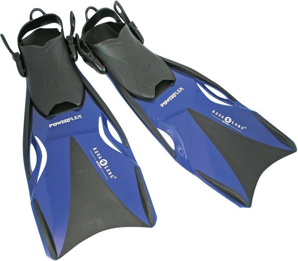 FLOSSEN, Aqua Lung Sport, »POWERFLEX« in blau