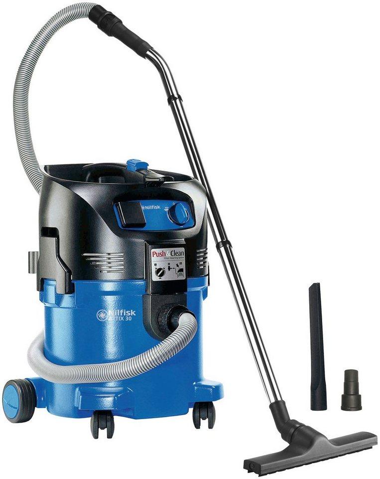 Nass-/Trockensauger »ATTIX 30-21 PC« in blau