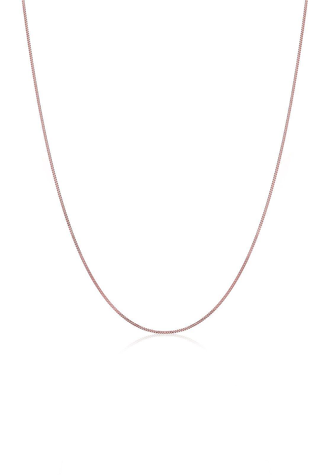 Elli Halskette »Fein Basic 925 Silber rosé vergoldet«