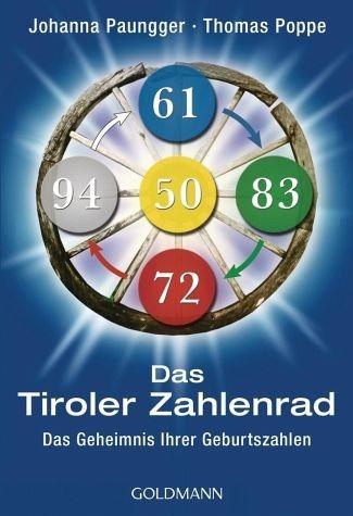 Broschiertes Buch »Das Tiroler Zahlenrad«