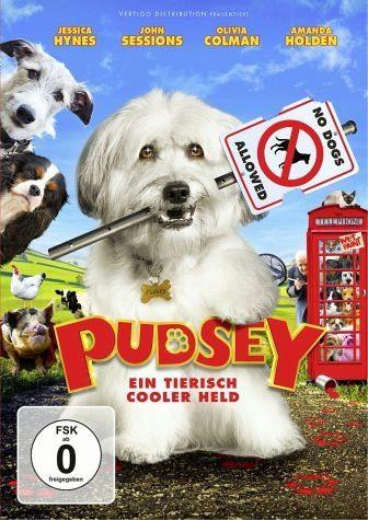DVD »Pudsey - Ein tierisch cooler Held«