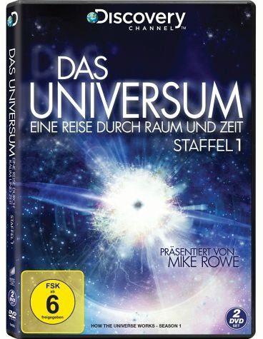 DVD »Das Universum - Eine Reise durch Raum und...«