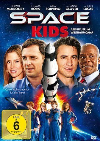DVD »Space Kids - Abenteuer im Weltraumcamp«