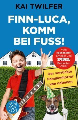 Broschiertes Buch »Finn-Luca, komm bei Fuß! - Der verrückte...«