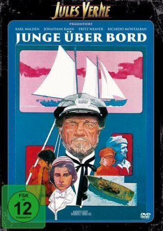 DVD »Junge über Bord«