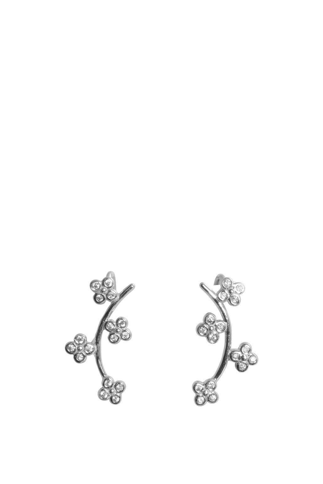 ESPRIT CASUAL 925 Sterling Silber / Zirkonia Ear Climber