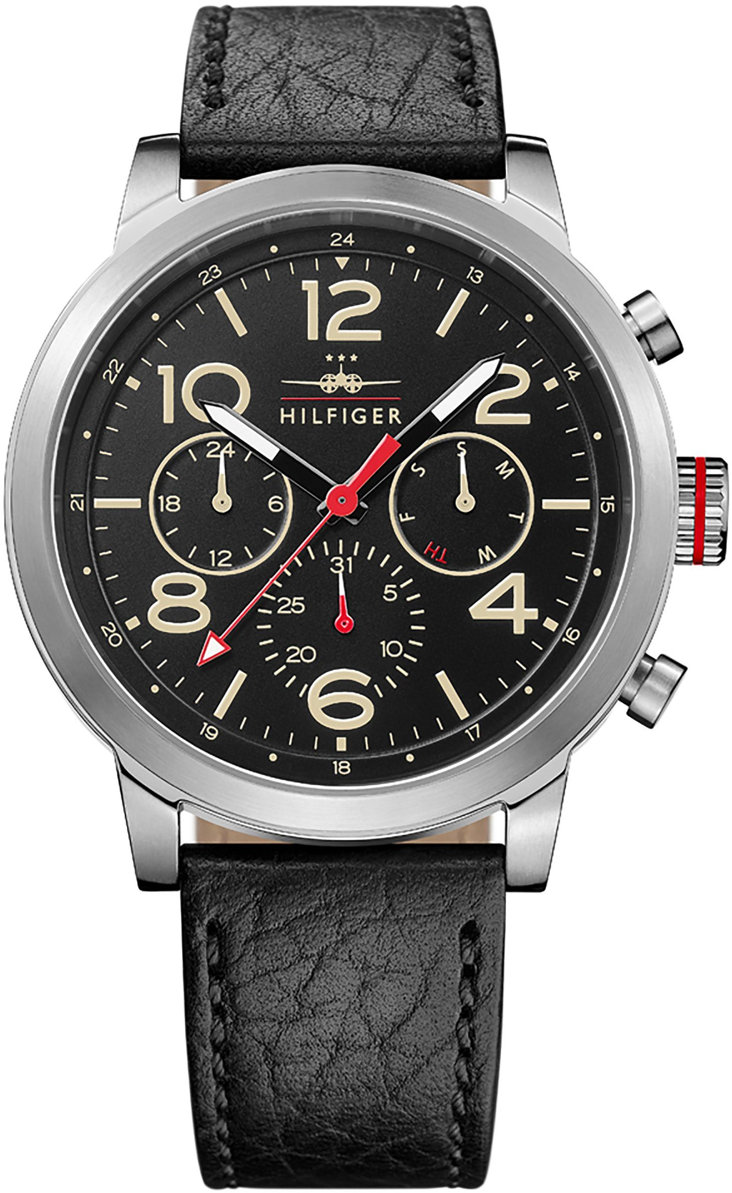 Tommy Hilfiger Multifunktionsuhr, »CASUAL SPORT, 1791232«