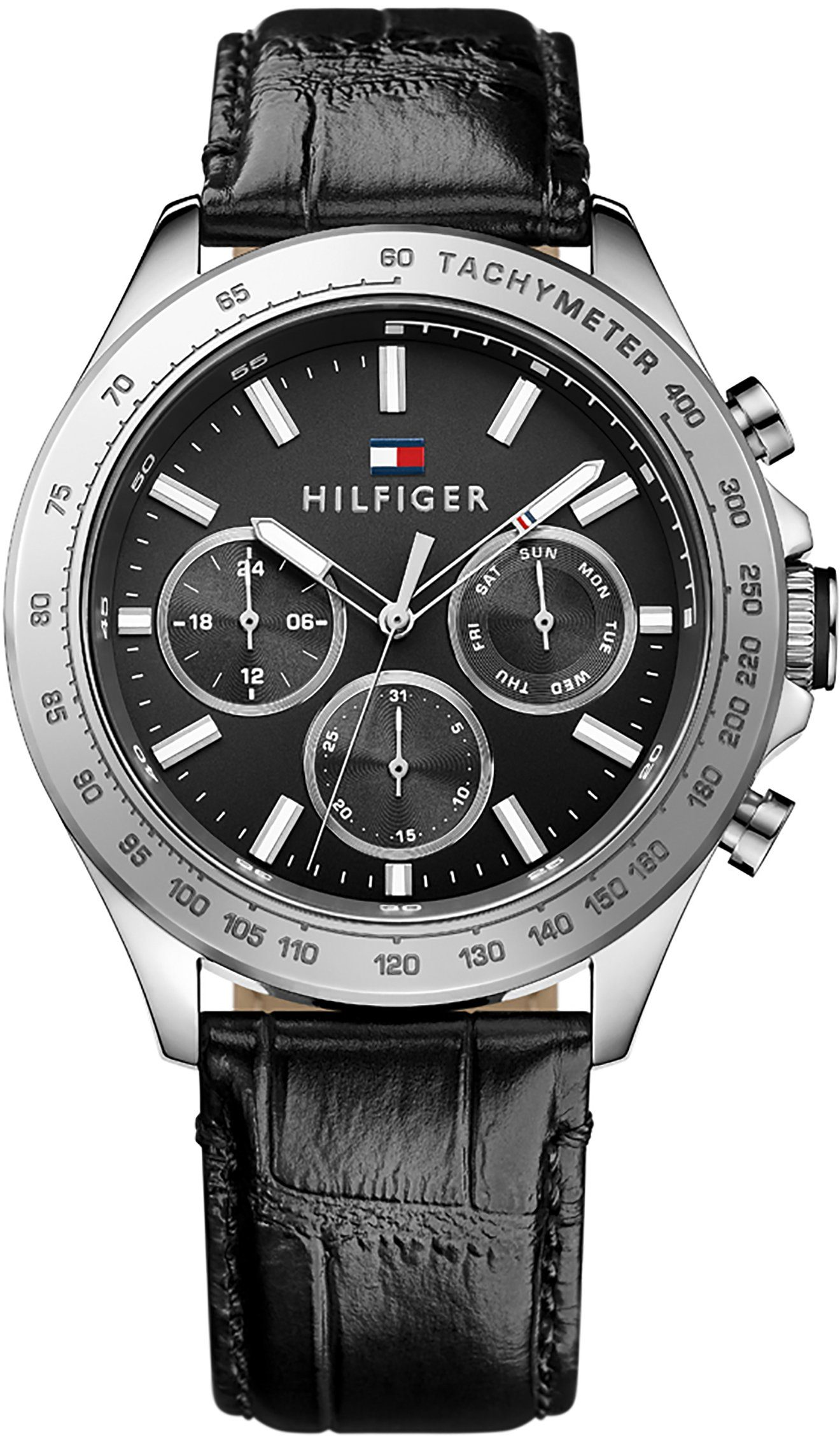 Tommy Hilfiger Multifunktionsuhr, »SOPHISTICATED SPORT, 1791224«