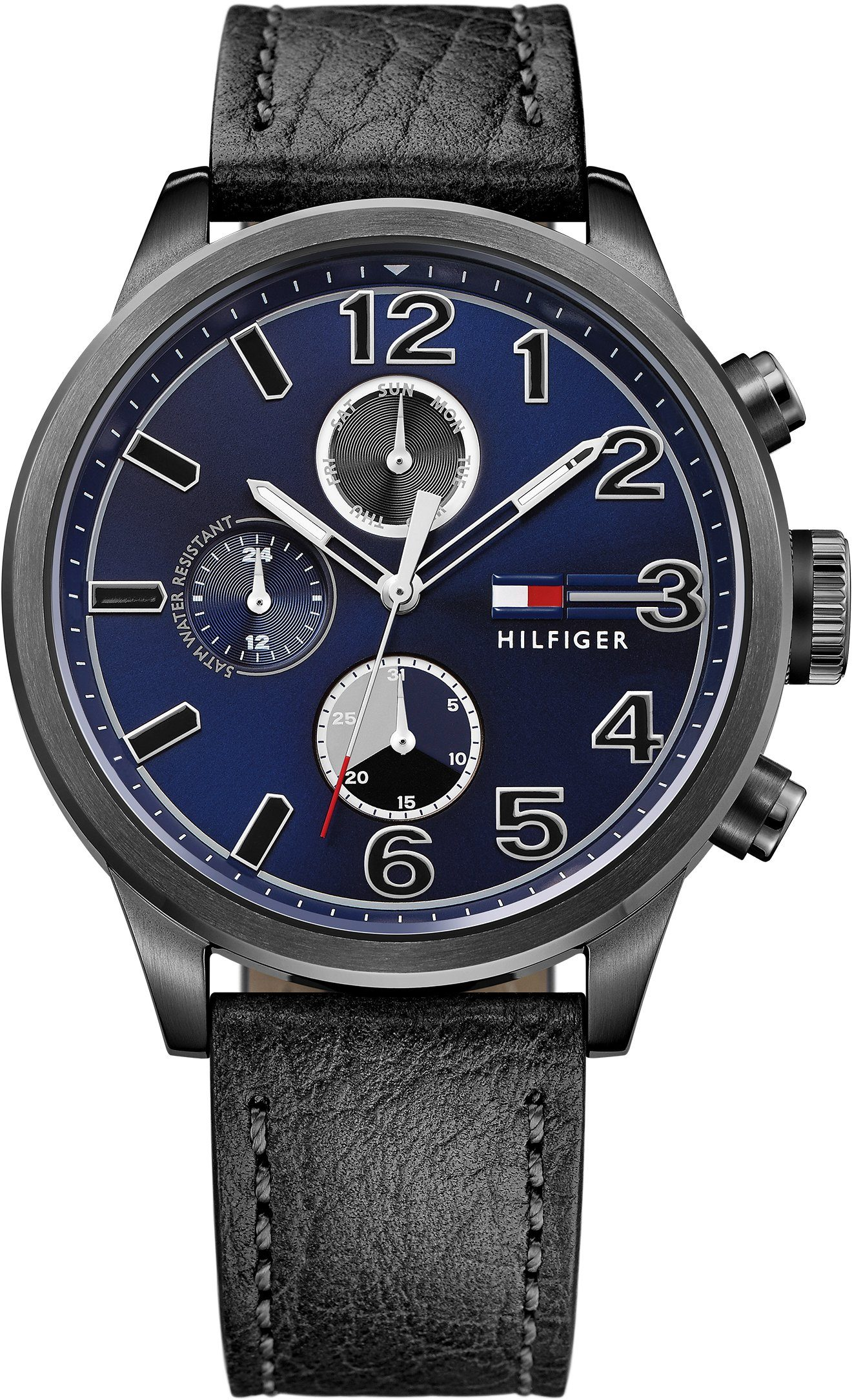Tommy Hilfiger Multifunktionsuhr, »CASUAL SPORT, 1791241«