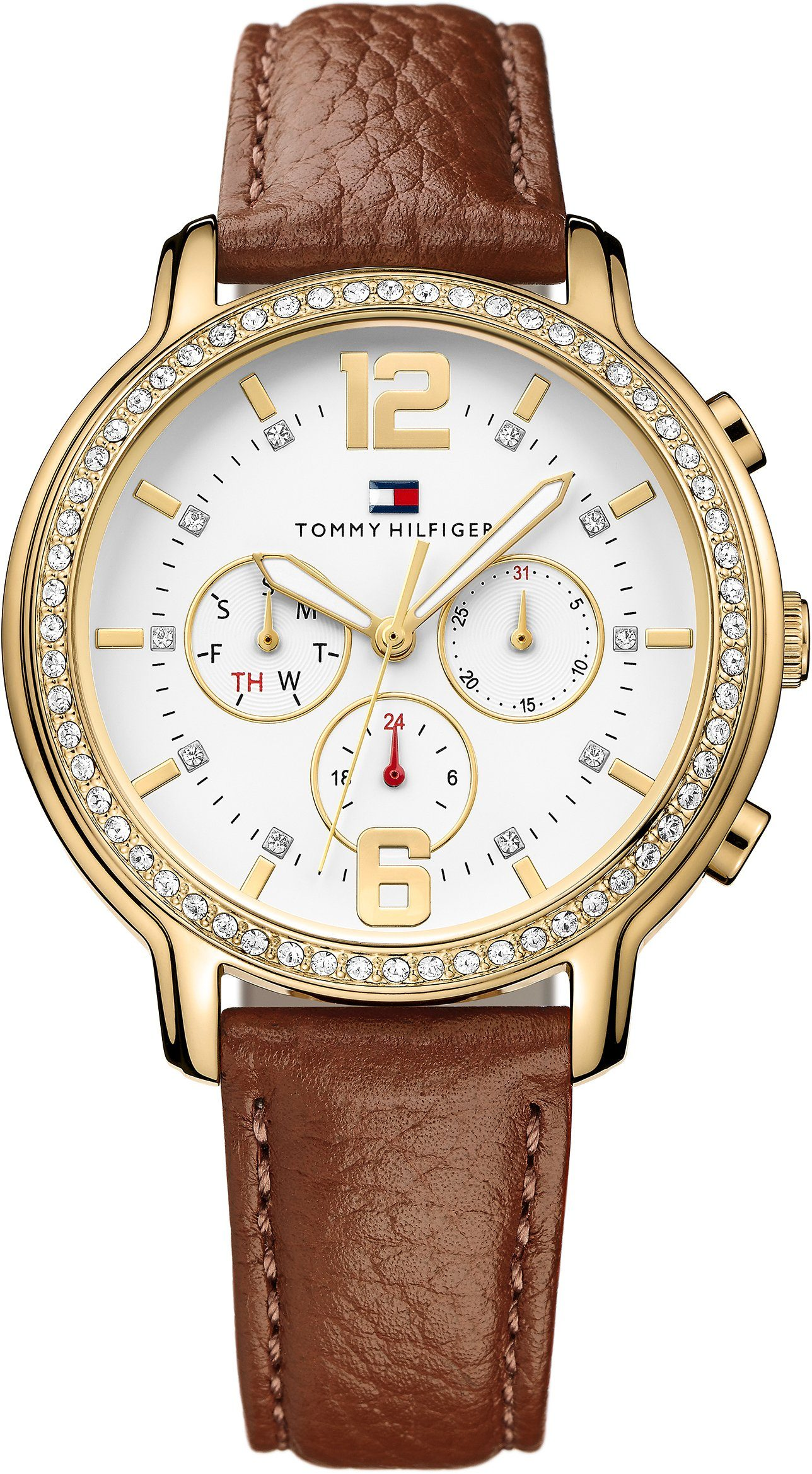 Tommy Hilfiger Multifunktionsuhr »CASUAL SPORT, 1781660«
