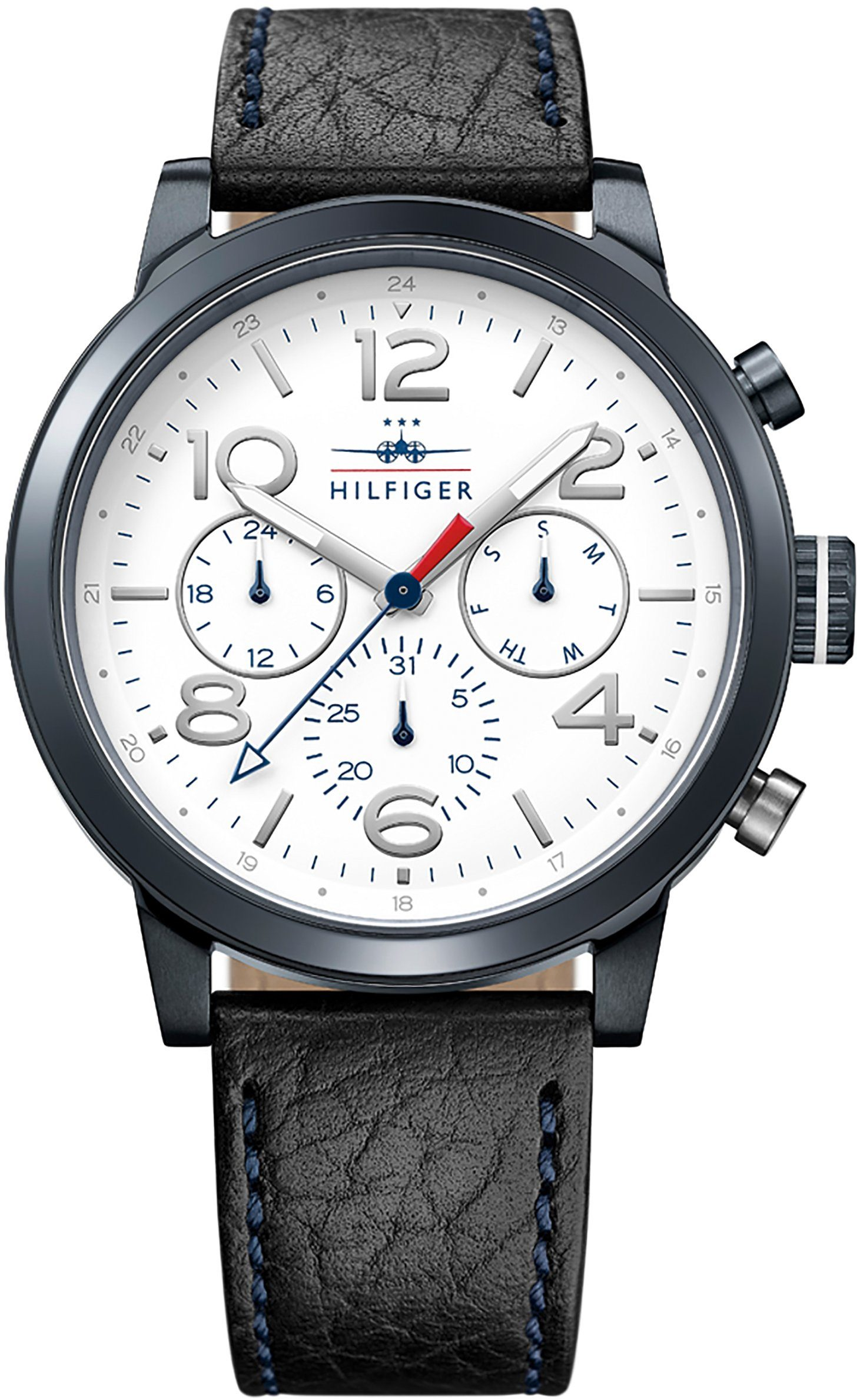 Tommy Hilfiger Multifunktionsuhr, »CASUAL SPORT, 1791235«
