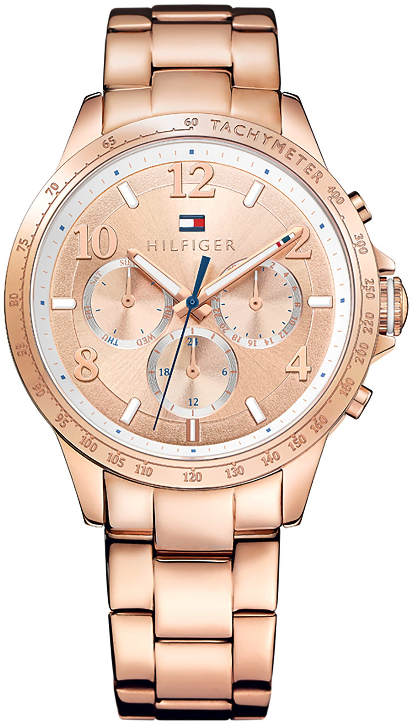 Tommy Hilfiger Multifunktionsuhr »SOPHISTICATED SPORT, 1781642«