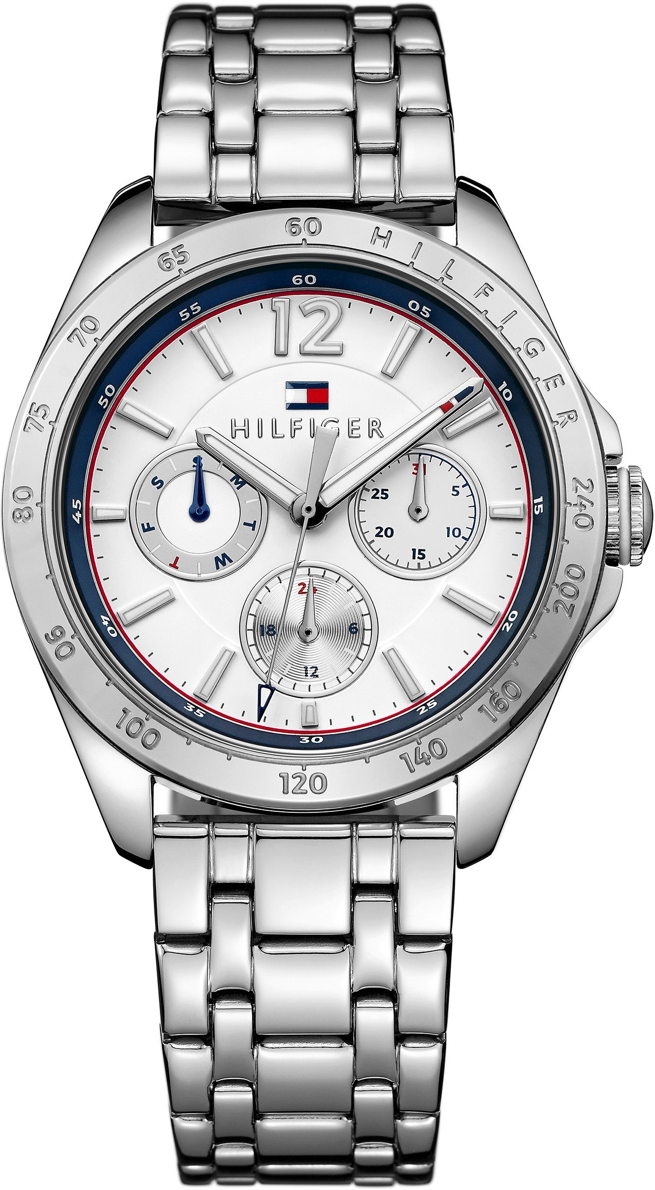 Tommy Hilfiger Multifunktionsuhr »SOPHISTICATED SPORT, 1781664«