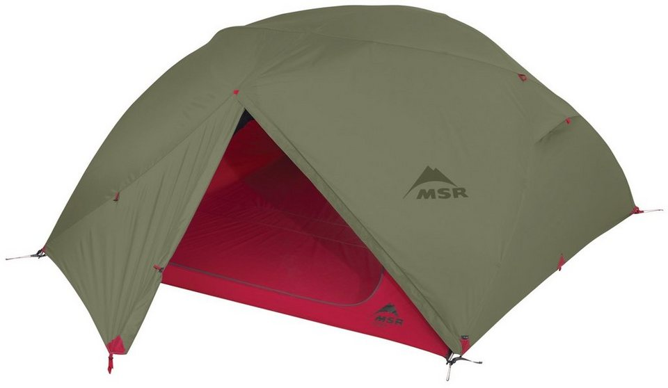 MSR Zelt »Elixir 4 Tent« in grün