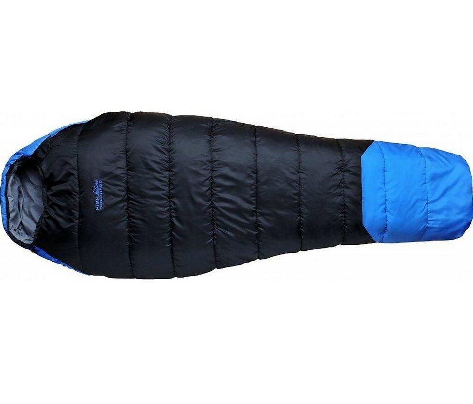 High Colorado Schlafsack »Peak Schlafsack« in schwarz