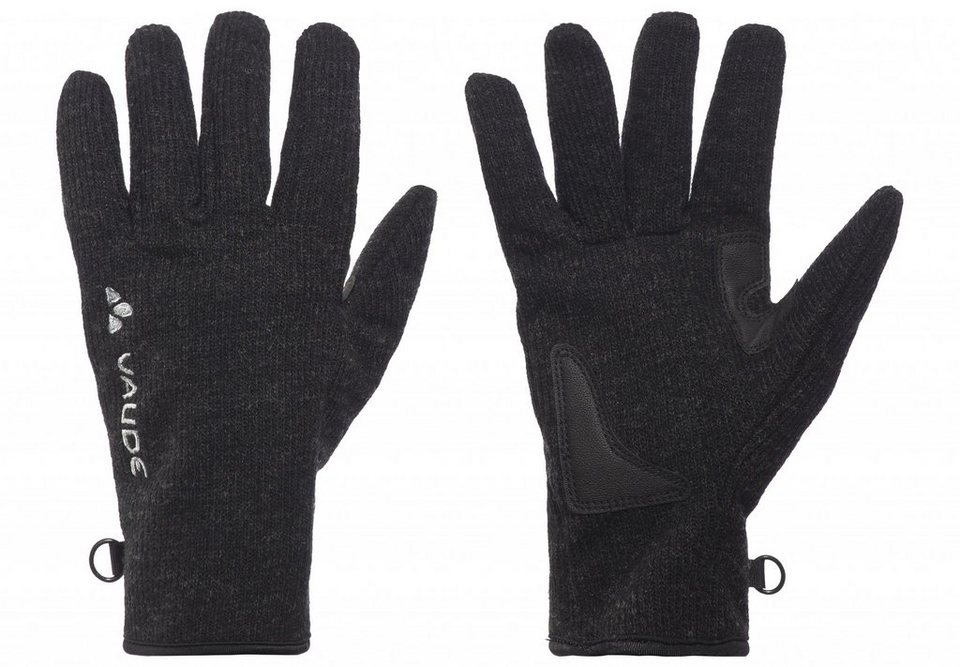 VAUDE Handschuhe »Rhonen II Gloves« in grau