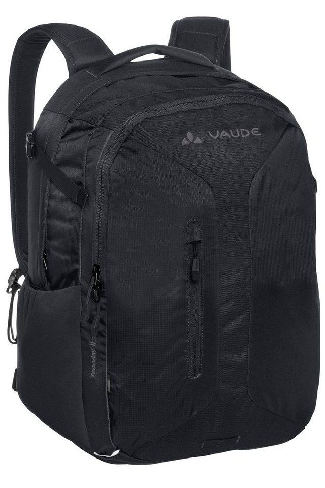 VAUDE Sport- und Freizeittasche »Tecoday II 25 Daypack« in schwarz