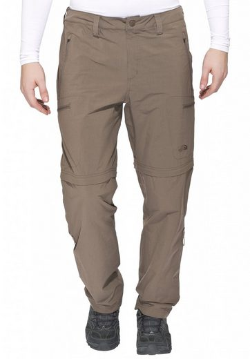 The North Face Outdoorhose Exploration Convertible Pant Men Long