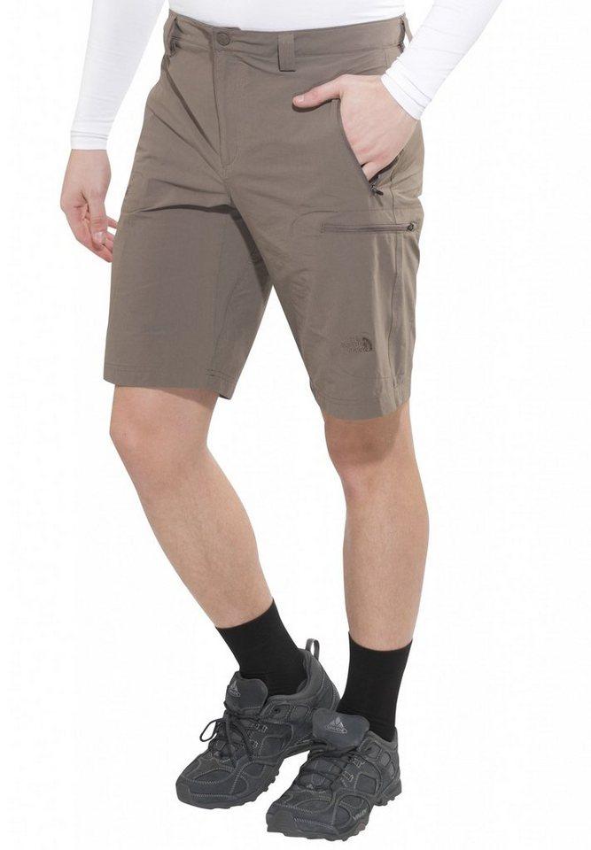 The North Face Hose »Exploration Short Men Regular« in braun